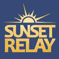 Sunset Relay Logo