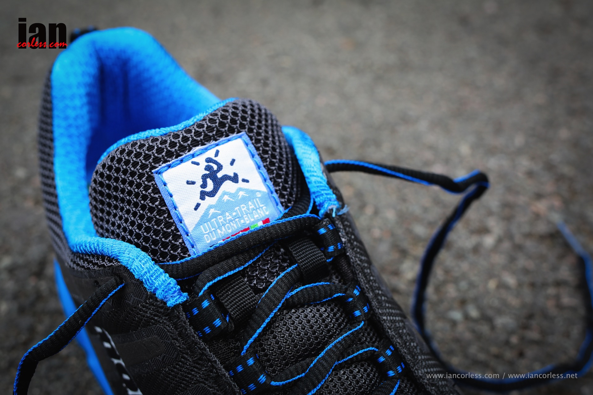 trail running shoe for utmb