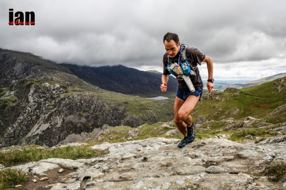 Jim Mann - The Berghaus Dragons Back Race