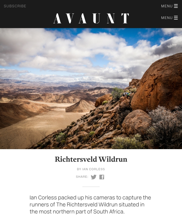 Richtersveld Wildrun | Avaunt Magazine-1