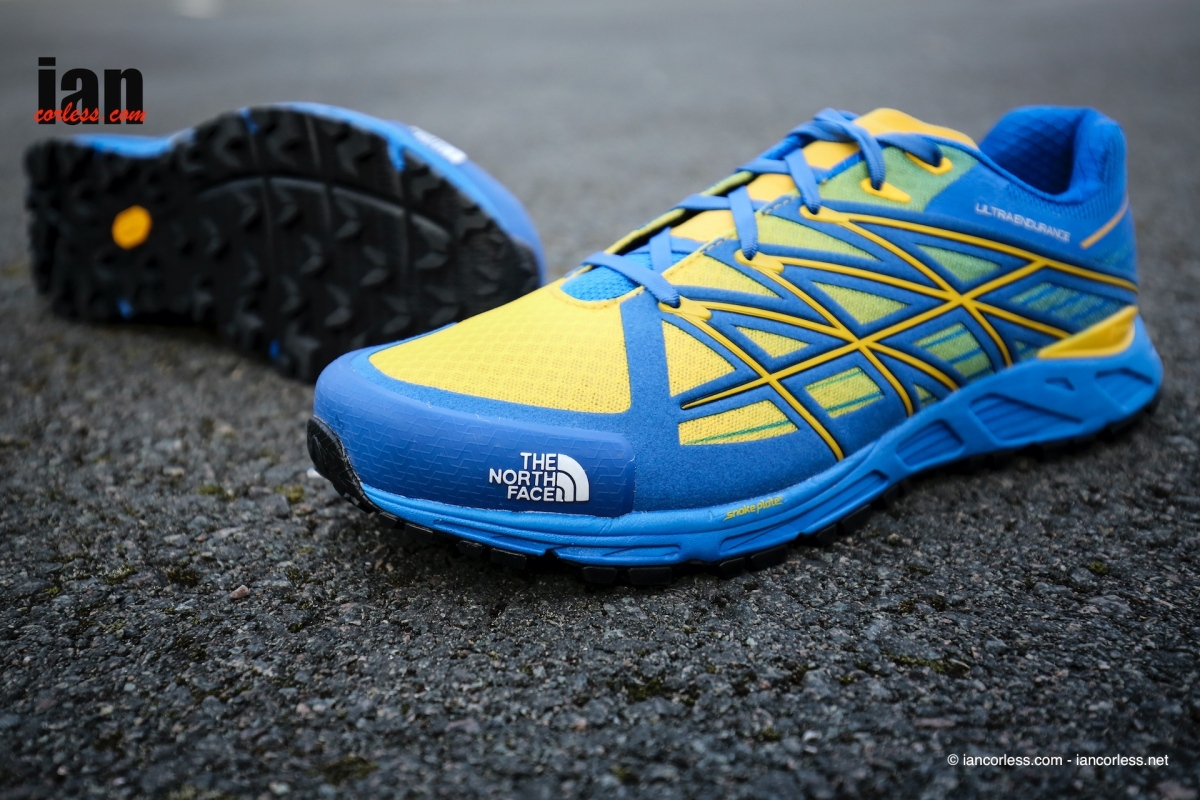 The North Face  TNF Ultra Endurance Shoe Review  733cd58b4