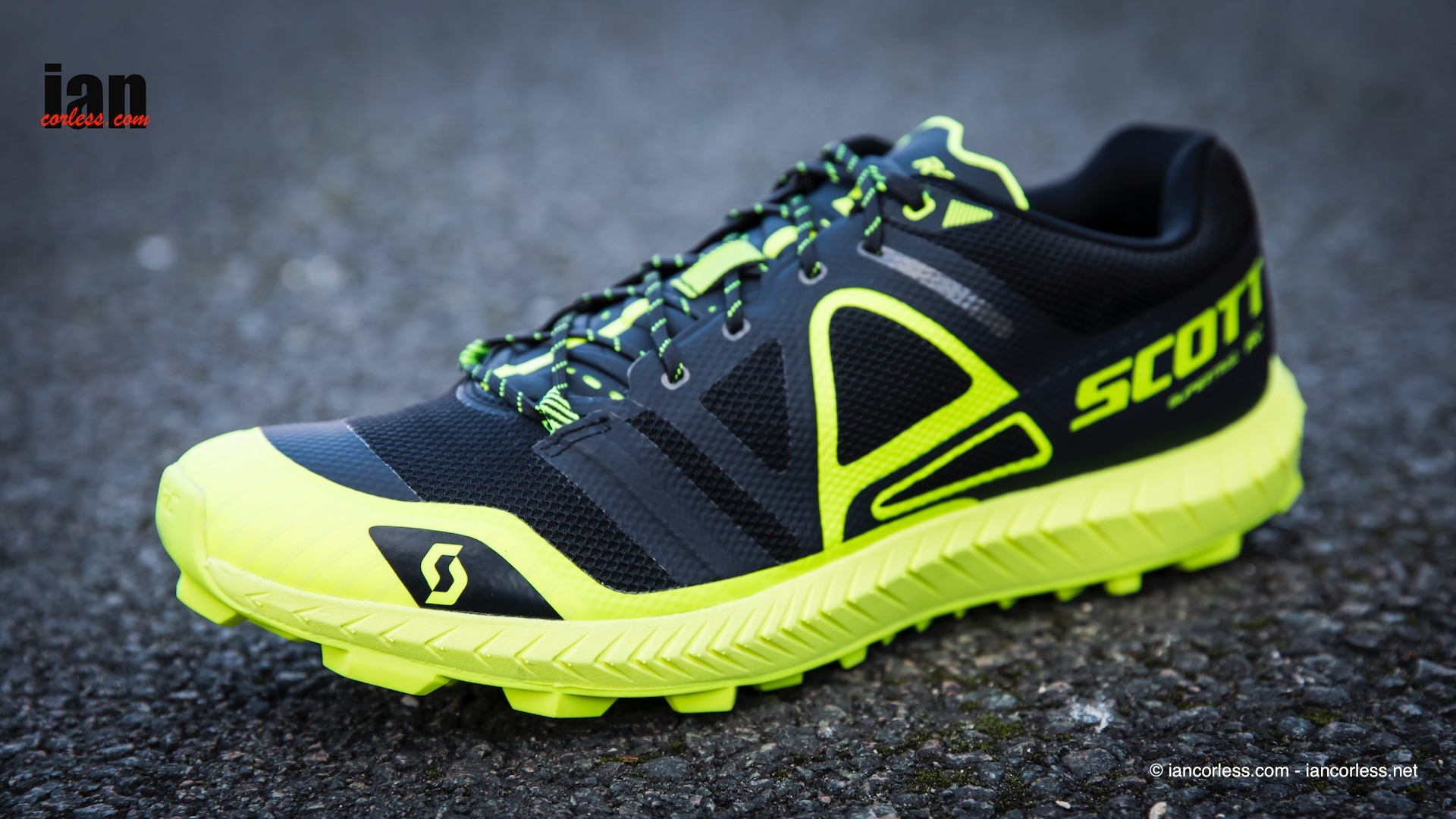 100% quality release info on reasonably priced SCOTT Supertrac RC First Impressions | iancorless.com ...