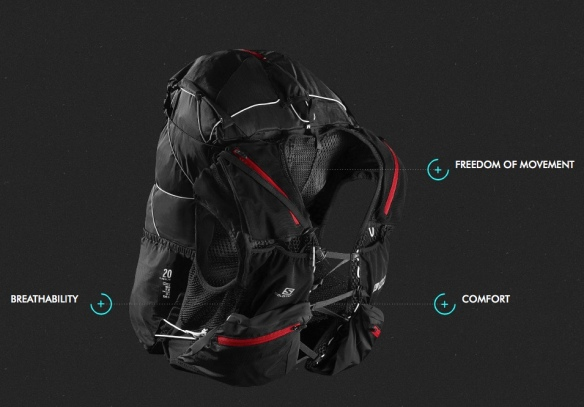 Packs for a multi-day race or a running multi-day adventure were once the  domain of Raidlight. Of course 683f290c17