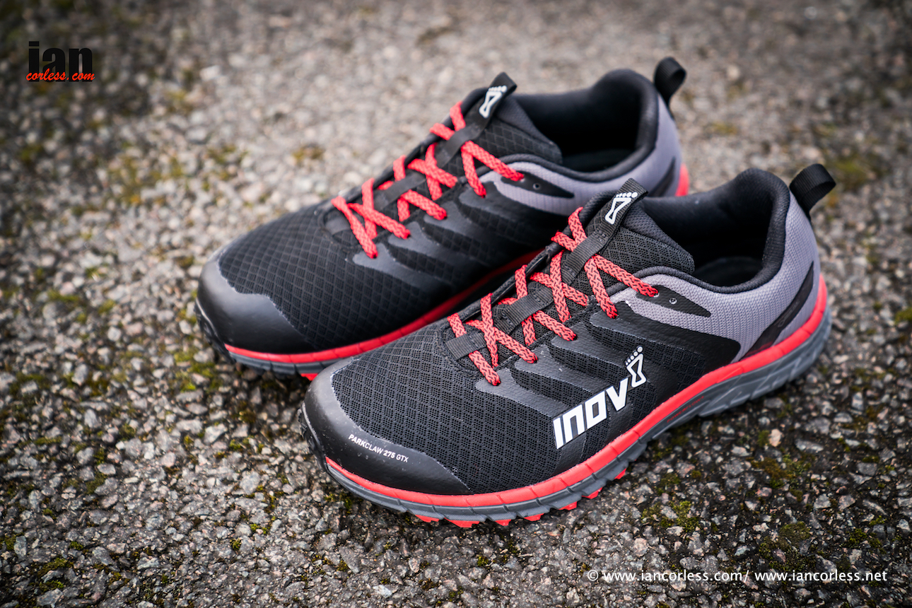 quality design 54e29 4ca8e inov-8 PARKCLAW 275 GTX REVIEW | iancorless.com ...
