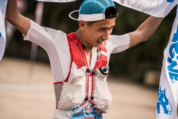 The 50-mile event was won by Julien Chorier and Magdalena Boulet. The 50-km  event was won by Guomin Deng in 6 09 21 obliterating the old CR by  40-minutes ae6070e8fb7e